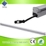 Bons barra clara impermeável do diodo emissor de luz do projeto SMD 5050