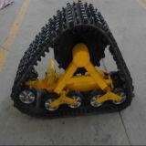 Sistema de oruga de caucho (PY-360A) para vehículos