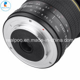 Хорошее качество 8мм F/3.5 Super-Wide объектив рыбий глаз для всех цифровых зеркальных камер