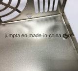 Metallo del hardware che timbra il blocco per grafici dell'acciaio inossidabile 304 che timbra il blocco per grafici del metallo delle parti con precisione di perforazione che timbra montaggio della lamiera di acciaio dell'acciaio inossidabile con il Mach