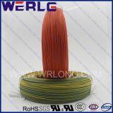 0.35mm2 de cobre trançado FEP Teflon fio isolado