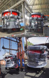 Minerale ferroso HP-800/frantoio idraulici cono/della roccia per estrazione mineraria/industria edilizia/del carbone