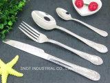 高品質のFaltwareの一定の卸し売り食事用器具類のステンレス鋼テーブルウェア
