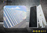 70W LED inteligente IP65 Luz de Rua Solar com Sensor de movimento
