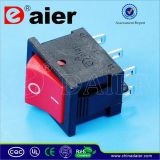 CE CQC 2 posiciones el interruptor basculante T125 5E4