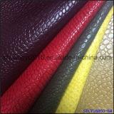 靴袋の靴革材料のためのPUの革
