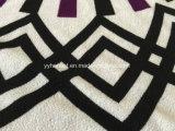 Novo design do Círculo de microfibra personalizada de toalha de praia redonda de impressão