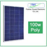 100W Policristalino Módulo Solar