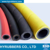 De flexibele RubberSlang van het Water van het Gas van de Slang van de Lucht/water Industriales