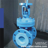 Flangia rf o Bw Cast & Forged Stainless Steel Industrial Wedge Gate Valve con Rising Stem