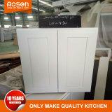 明確なガラスドアの台所吊り戸棚の耐久性の家具