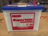 N60 12V60ah acidi al piombo asciugano la batteria caricata dell'automobile di memoria