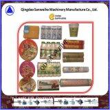 Swf590 krimpen de Droge Automatische Deegwaren Verpakkende Machine