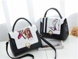 Signora Handbag Printing Ladies Handbag (WDL0167) di modo