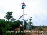 1kw het Systeem van het zonnepaneel (de Turbogenerator 100W-10KW van de Wind)