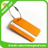 Fabrication Travel Cheap Durable Handbag Custom Metal Luggage Tag
