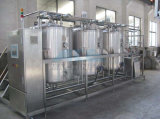 음식 급료 반 자동 CIP 단위 청소 시스템 세탁기 완전히 자동적인 스테인리스 CIP 청소 Sysytem 세탁기