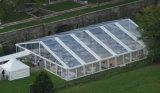 Tente transparente de chapiteau de toit clair pour l'usager extérieur