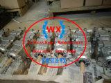 Verdadeiro Komatsu escavadeira da Bomba Hidráulica Principal da Engrenagem da Bomba de Pistão-08080 705-41 para Komatsu PC38uu-2. PC25 As peças da bomba da escavadeira