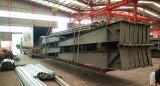 Magazzino prefabbricato del metallo dell'acciaio per costruzioni edili