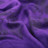 Dame New Design Shawl Winter Pashmina mit Polyester-Qualität 100%
