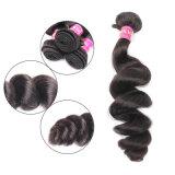 100% virgem Cabelo humano Extensão de tecelagem de cabelo solto o cabelo da onda de cabelo brasileiro tramas