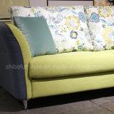 Moderner Entwurfs-Gewebe-Ecken-Sofa für Hauptmöbel