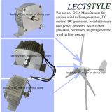 Turbina de viento 150W 12V alternador de imanes permanentes o de la turbina de viento Generador Motor