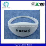 Braccialetto di frequenza ultraelevata Rewritible RFID della lettura della lunga autonomia