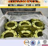 Flange de aço do padrão JIS 5K 10K 20K de Ss400 Cating