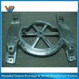 Peças fazendo à máquina do CNC da precisão de aço