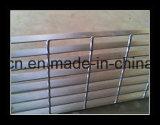 Grille personnalisée d'acier galvanisée par forme spéciale