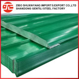 Новый дизайн хорошего качества строительных материалов цвета стальных листа крыши