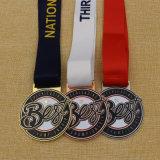 Mejor medalla modificada para requisitos particulares del metal del campeonato del Cheerleading