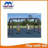 안뜰 Swings의 옥외 Playground Equipment