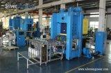 Chaîne de production automatique de plateau de papier d'aluminium