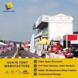 Doppelter Decker-Zelt mit Dekoration für VIP-Aufenthaltsraum (hy015b)