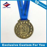 Médaillon de trophée de concurrence de Taekwondo Kongfu de médaille de récompense de championnat