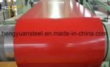Покрытие PPGI печати Prepainted гальванизированный стальной лист катушки