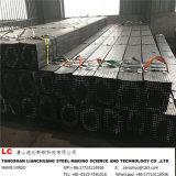 El tubo de acero galvanizado tubo negro