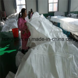La production de PP en vrac en usine / Big / FIBC / sac d'une tonne de ciment d'emballage