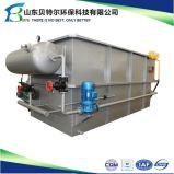 Dispositivo de flotación disuelto de aire DAF para el tratamiento de aguas residuales de las aves de corral de la matanza