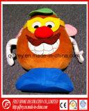 Het Stuk speelgoed van de Pluche van het Ontwerp van het beeldverhaal van de Gevulde Gift van de Bevordering van de Aardappel