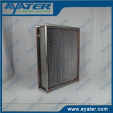 Ayater 공급 주름 HEPA 공기 정화 장치 종이 755-1000-85