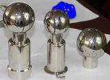 衛生ステンレス鋼の通された回転式クリーニングの球
