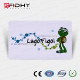 Design especial legível e gravável cartão RFID para controle de acesso