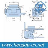 Yh9401 Projetado Armário do pivô de liga de zinco das dobradiças de porta