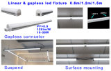 30W 1500mm Frosted 180 Beam Angle Linear LED Light Bar para o quarto