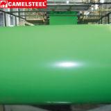 Überzogenes Stahlblech in Indien färben