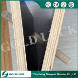 La fábrica China de 18mm película negra enfrenta la madera contrachapada